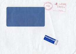 GOOD FINLAND Postal Cover To ESTONIA 2002 With Franco Cancel - Finland
