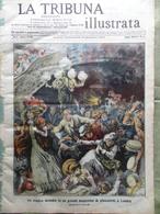 La Tribuna Illustrata 2 Gennaio 1910 Manduria Modena Pergolesi Simulazione Pesce - Libri, Riviste, Fumetti