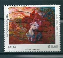 2012 ALIGI SASSU  USATO - 6. 1946-.. Repubblica