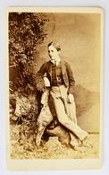 Cdv Carte De Visite, Victorian Young Man/boy, C1870s/80s ? ETON. UK Named BUNYAN THORNHILL - Photos