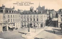 Pau       64     Grand Hôtel De La Poste      (voir Scan) - Pau