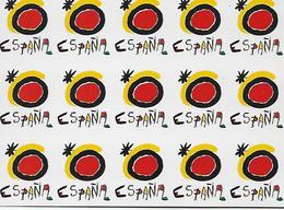 """España - Logotipo Para O Turismo Espanhol """"Desenhado Por JUAN MIRÓ"""". - Contemporanea (a Partire Dal 1950)"""