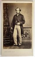 Cdv Carte De Visite, Victorian GENTLEMAN C1870s/80s ? PARIS - Photos