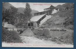 Vallée D' USTOU - Expoitation Des Mines De Zinc Et Plomb Argentifère - Autres Communes