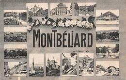 Montbéliard BF Paris Catala Tallat 16 - Montbéliard