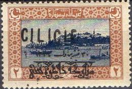 FRANCE ! Timbre Ancien NEUF SURCHARGE De CILICIE De 1919 - Cilicie (1919-1921)