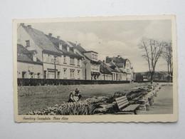 HOMBURG  , Obere Allee, Seltene Karten Um 1940 - Saarpfalz-Kreis