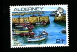 ALDERNEY - 1991  BRAYE HARBOUR  MINT NH - Alderney