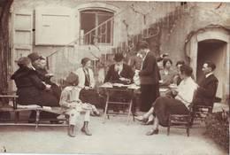 174  AB Unique? Carte Photo Louisa Paulin Paques 1926 Réalmont Mise En Vente Une Seule Fois - Realmont