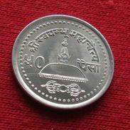 Nepal 50 Paisa 2000 UNCºº - Népal