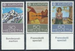 1975 EUROPA UNITA CEPT SVIZZERA MNH ** - F12-10 - 1975