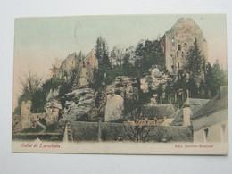 LAROCHETTE  , Seltene Karten Um 1907 - Postcards