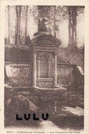 DEPT 29 : édit. E Hamonic N° 5811 : Château De Kerjean La Fontaine Du Parc - Saint-Vougay
