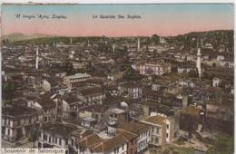 AK - SALONIKI (Thessaloniki) - Panorama 1920 - Griechenland
