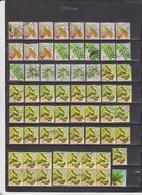 Ukraine 8-9th Definitive Used Stamps - Ukraine