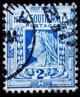 1897 Australie . Yt 76, Mi 83 . Queen Victoria - Oblitérés