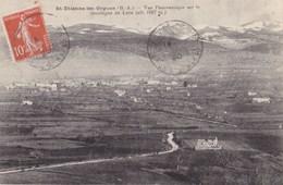 SAINT-ETIENNE LES ORGUES - Vue Panoramique Sur La Montagne De Lure - France