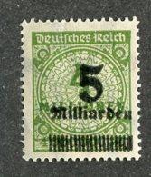 W11682 Michel#333AP**mnh ( 0.90€ ) Offers Welcome! - Deutschland