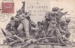 A LA 2EME ARMEE DE LA LOIRE /LE MANS (dil384) - Monuments Aux Morts