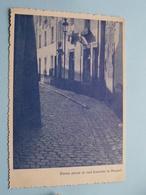 Kleine Straat In Oud Kwartier ( Uitgave MEISJESGIDSEN ) Anno 19?? ( Voir Photo Svp ) ! - België