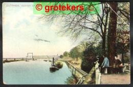 ZUTPHEN Gezicht Op De IJssel 1907 - Zutphen