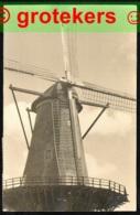 Echte Fotokaart MOLEN (niet Bekend Waar) 1947   Mogelijk Omgeving Den Haag - Nederland