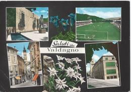 Saluti Da Valdagno - Vicenza - Stadio - H4567 - Vicenza