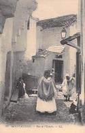 Afrique Algérie  CONSTANTINE Rue De L'Echelle (Edition LL 90) *PRIX FIXE - Constantine