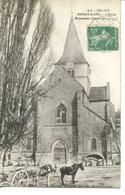 Aignay-le-Duc (21 - Côte-d'Or) - L'Eglise Monument Historique (XIIIe S.) - Aignay Le Duc