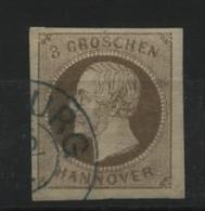 Hannover Nr.19 : Gebraucht,60 Euro Michel. - Hannover