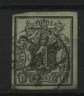 Hannover Nr.2 : Gebraucht Münden,8 Euro Michel. - Hannover