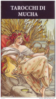 Lo Scarabeo TAROCCHI DI MUCHA - Mucha Tarot Deck . 79 Carte - Loisirs Créatifs