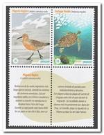 Uruguay 2013, Postfris MNH, Turtles, Birds - Uruguay