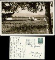 P0383 - DR Propaganda Postkarte Bad Tölz ,SS Junkerschule: Gebraucht Mit Werbestempel Postauto Bad Tölz - Soltau 1939 - Allemagne