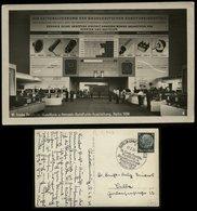 3. Reich - DR Postkarte ,Fernseh Und Rundfunk Ausstellung Berlin: Gebraucht Mit Sonderstempel Rundfunkausstellung Berl - Allemagne