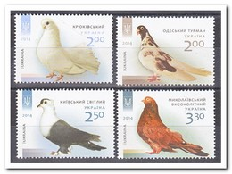Ukraïne 2014, Postfris MNH, Birds - Oekraïne