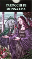 Lo Scarabeo - TAROCCHI DI MONNA LISA, Mona Lisa Tarot Deck. 79 Carte/cards - Loisirs Créatifs