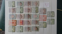 Petit Album D'IRAN Tous états Dont N° 32 à 34 * (quasi ** Côte 2060 Euros) + N° 118* +autres Bonnes Valeurs Et Variétés - Postzegels