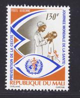 MALI AERIENS N°  270 ** MNH Neuf Sans Charnière, TB (D8127) Journée Mondiale De La Santé - 1976 - Mali (1959-...)