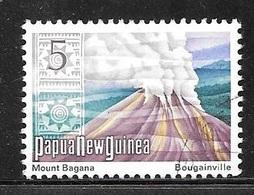 1973 5t Mt. Bagana, Used - Papoea-Nieuw-Guinea