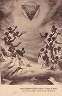LES BIENHEUREUX MARTYRS DE L'OUGANDA/MISSIONNAIRES D'AFRIQUE  PERES BLANCS (dil384) - Oeganda