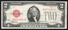 2$ 1928 - Billets Des États-Unis (1928-1953)