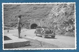 ERITREA ETHIOPIA STRADA ASMARA ADDIS ABEBA PASSO MUSSOLINI GALLERIA DEL TERMABER 1951 - Erythrée