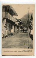 Seychelles Bazar Street 1903 - Seychelles