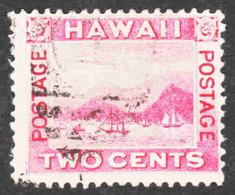 Hawaii - Scott #81 Used - Hawaii