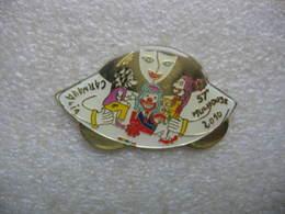 Pin's De La  57eme édition Du Carnaval De Mulhouse En 2010. Carnavalia - Non Classés