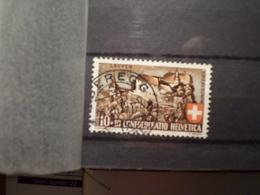 SUISSE N° 341 Ob Cote 1,50 Euros - Switzerland