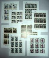 Albania Stamps 2018. Albanian Art: Graphics. Sheet MNH - Albania
