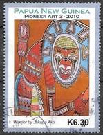 2010 Pioneer Art, 6.30k, Warrior, Used - Papoea-Nieuw-Guinea