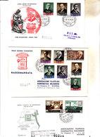 SAN MARINO - Buste 1° Giorno FDC,  3 Lotti Anno 1959 - FRAN.2019 - FDC